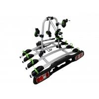 Platforma na hak do przewozu 4 rowerów