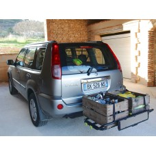 Multiplatforma przyczepka bagażowa na hak