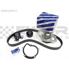 Zestaw rozrządu pompa wody Mondeo MK IV, Focus III, C-Max II, Galaxy, S-Max 2.0 TDCi (Bosch-1987946497)