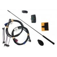 Zestaw GPS antena / przewód antenowy / stopka, gniazdo / moduł Mondeo MK IV (1876356, 1581559, 1581558, 1737828, 1738453, 1796563, 1803048)