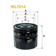Filtr oleju WIX-WL7214
