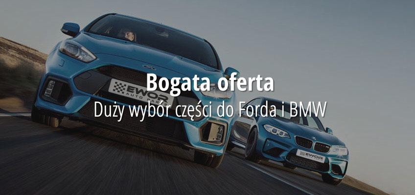 BMW CZĘŚCI, FORD CZĘŚCI