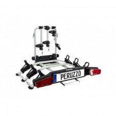 Bagażnik na hak / platforma rowerowa PERUZZO Zephyr 3 (E-bike)